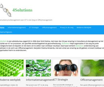http://www.4solutions.nl