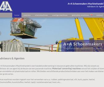 A. en A. Schoenmakers Machinehandel B.V.