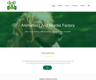 Animalfood and Snacks Factory