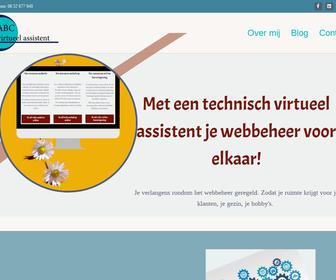ABC virtueel assistent