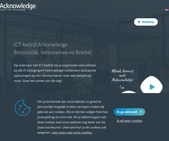 http://www.acknowledge.nl