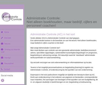http://www.administratiecontrole.nl