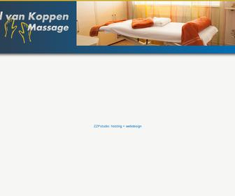 Ad van Koppen Massage