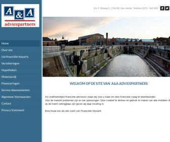 A&A Adviespartners B.V.