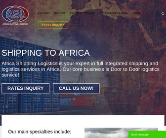 Africa Shipping Logistics
