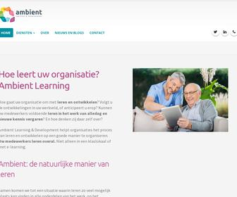http://www.ambientlearning-development.nl