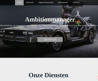 Ambitionmanager