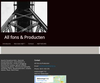 All-Fons & Producten