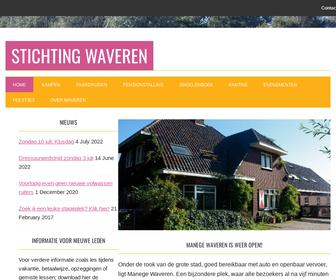 Stichting Waveren