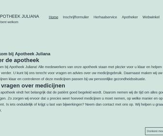 apotheek Juliana