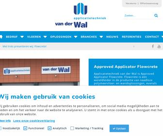 Applicatietechniek van der Wal B.V.