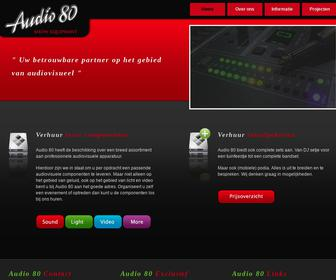Audio 80 Show Equipment B.V.