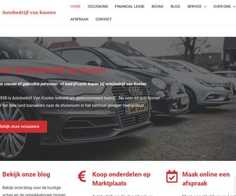 Van Kooten Automotive C.V.