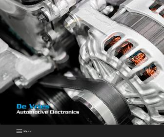 De Vries Automotive Electronics
