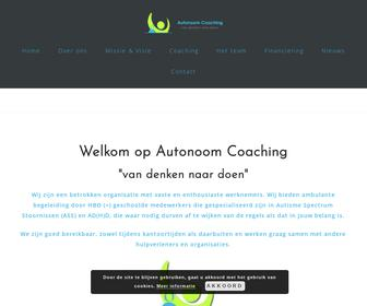 Autonoom Coaching
