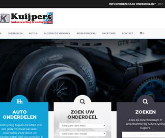 Autorecycling Kuijpers B.V.