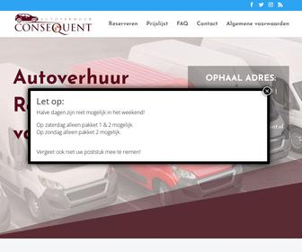 Autoverhuur Consequent