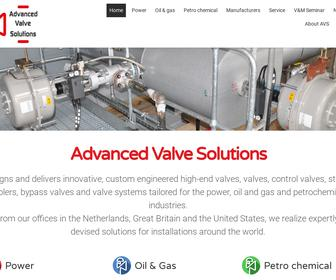 Advanced Valve Solutions B.V.