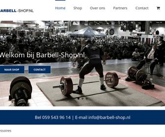 Barbell-shop.nl