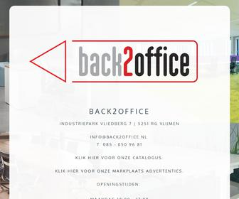 Back2Office V.O.F.