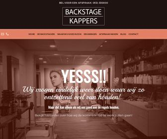 Backstage Kappers