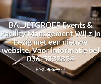 Baljet Groep Events & Facility Management