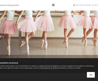 Balletschool Kamperfoelie