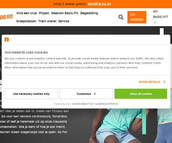 Sportschool Basic-Fit Breda Chasseveld