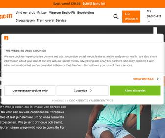 Basic Fit Bergen op Zoom Bastionweg