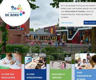 Kindcentrum De Borg