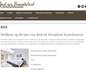 Bed en Breakfast Kaatsheuvel