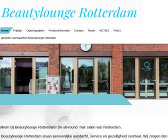 Beauty Lounge Rotterdam B.V.
