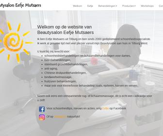 Beauty Salon Eefje Mutsaers