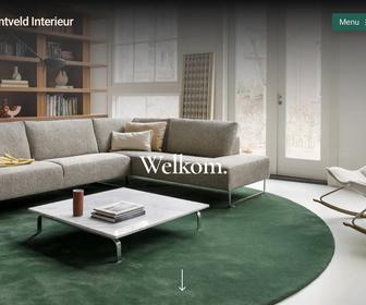 website bentveld interieur bv