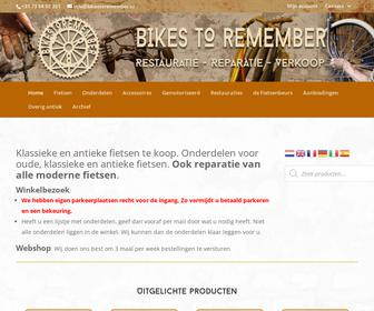 Bikes To Remember