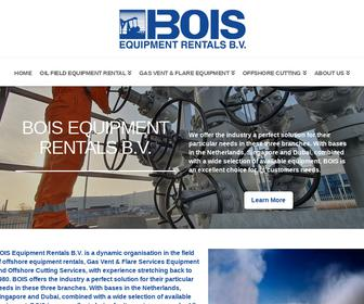 BOIS Equipment Rentals B.V.