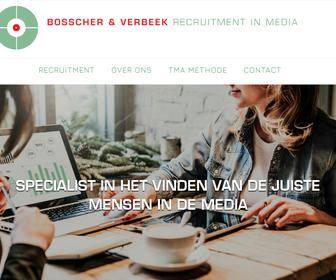 Bosscher & Verbeek Headhunting en Consulting