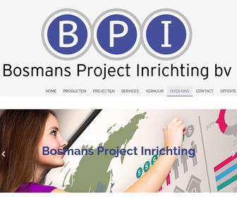 Bosmans Project Inrichting B.V.