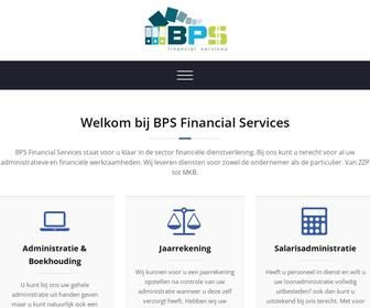 BPS Financial Services