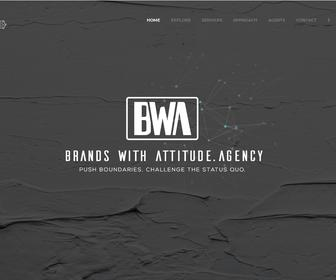 Brands with attitude