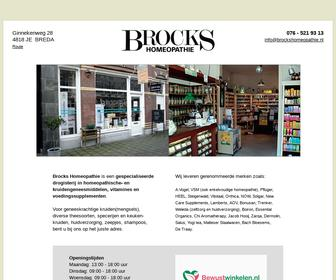 Brocks Homeopathie