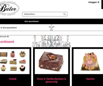 Patisserie Chocolaterie Buter