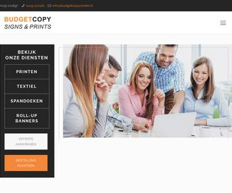 BudgetCopy Center Signs & Prints BV