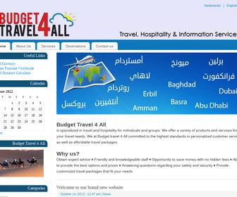 Budgettravel4all