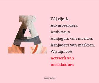 BVA bond van adverteerders