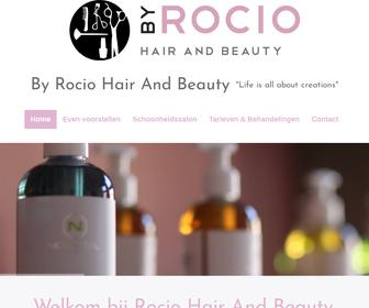 By Rocio Hair and Beauty