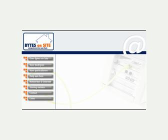http://www.bytes-on-site.nl