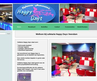 Cafétaria Happy Days Veendam