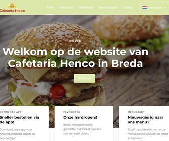 Cafetaria Broodjeszaak Henco -XU
