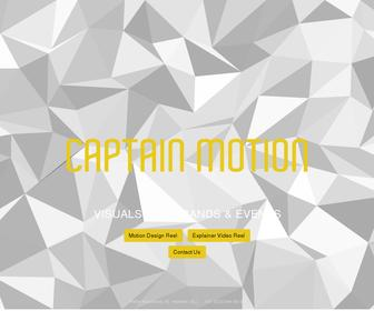 Captain Motion